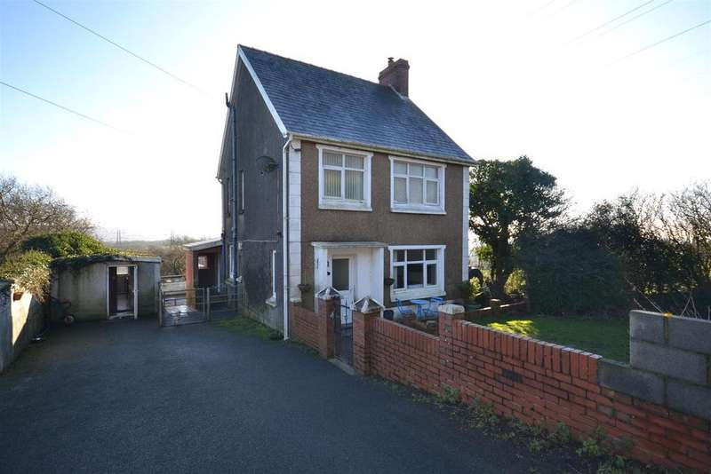3 Bedrooms Detached House for sale in Meinciau Road, Mynyddygarreg, Kidwelly