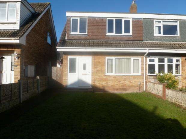 3 Bedrooms Semi Detached House for sale in Watson Close Rugeley
