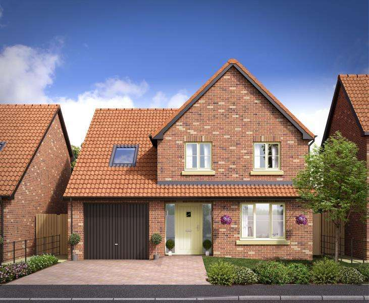 4 Bedrooms Detached House for sale in THE BOLTBY, FAREFIELD CLOSE, DALTON YO7 3FD