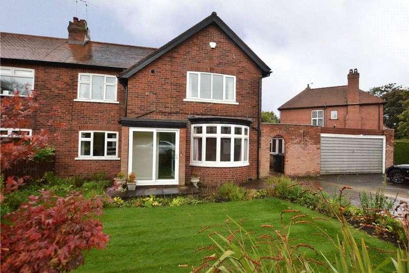 3 Bedrooms Semi Detached House for sale in Belvedere Gardens, Leeds, West Yorkshire