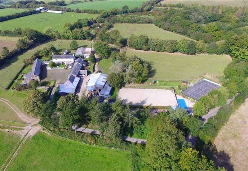 26 Bedrooms Equestrian Facility Character Property for sale in Kings Nympton, Umberleigh, Devon
