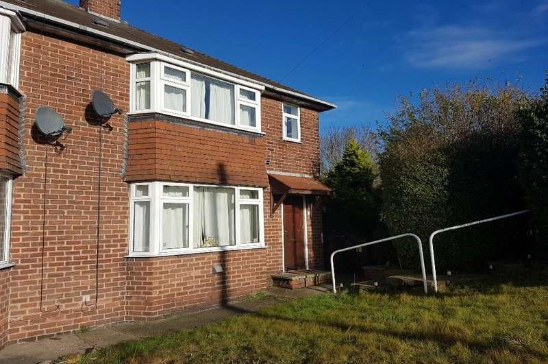 2 Bedrooms Semi Detached House for rent in Cundy Road, Bolsover S44