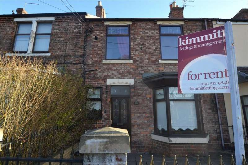 4 Bedrooms Terraced House for rent in North Road East, Wingate, County Durham, TS28
