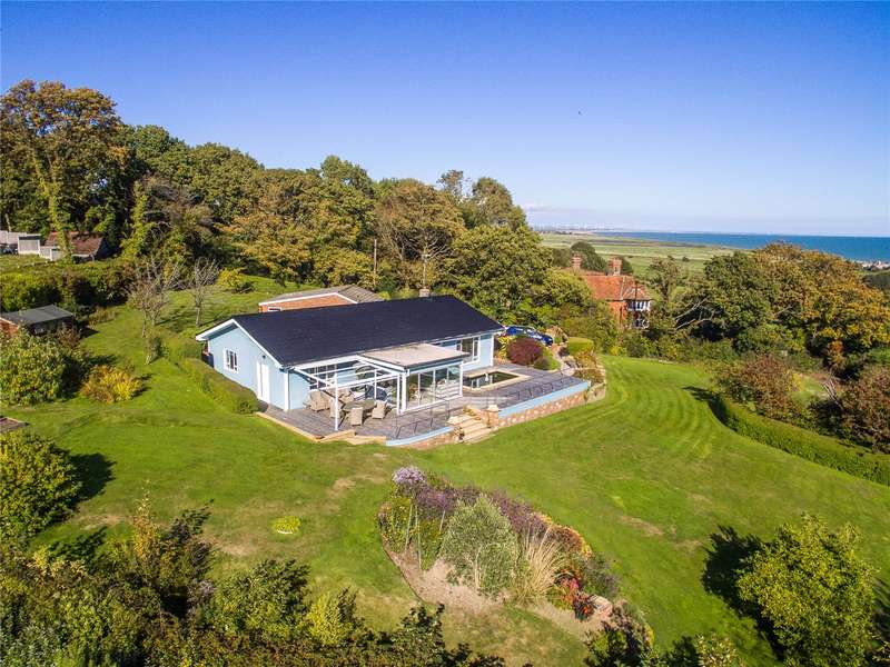 4 Bedrooms Detached Bungalow for sale in Chick Hill, Pett Level