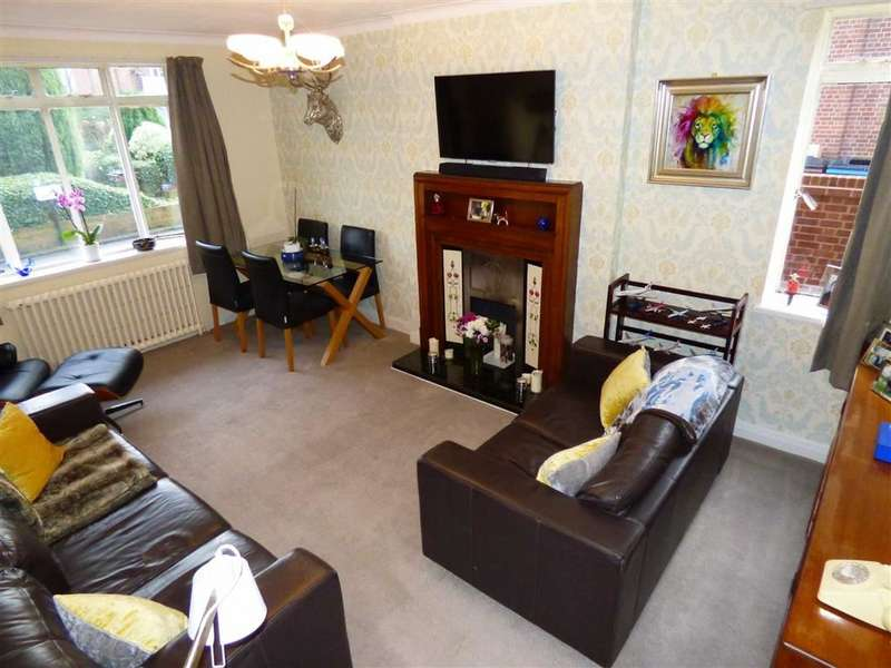 2 Bedrooms Apartment Flat for sale in Appleby Lodge, Fallowfield, Manchester, M14