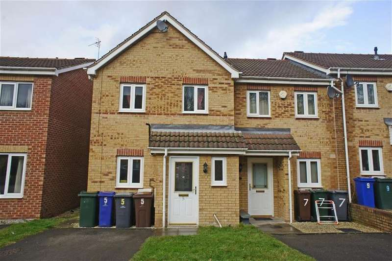 3 Bedrooms Town House for sale in Ravenna Close, Barnsley, S70