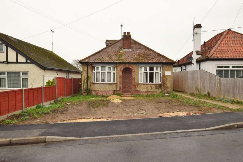 2 Bedrooms Detached Bungalow for sale in Woodhall Road, Sudbury CO10 1PF
