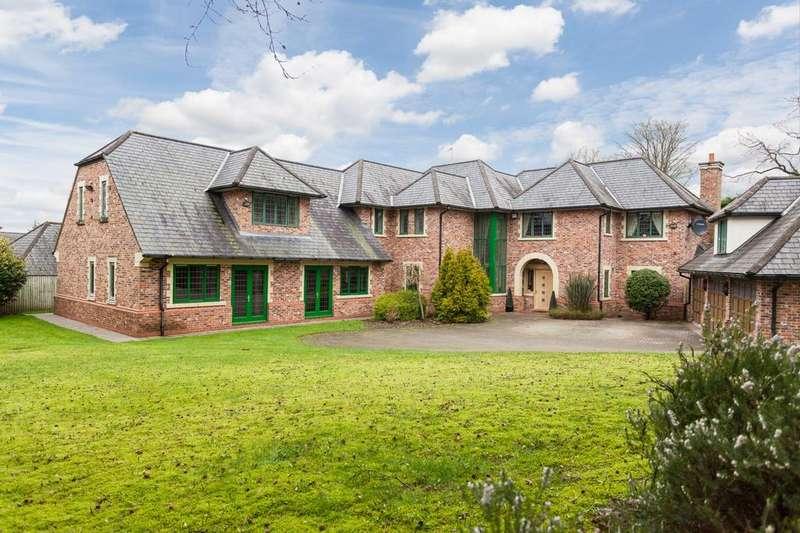 6 Bedrooms Detached House for sale in Beechfield Road, Alderley Edge