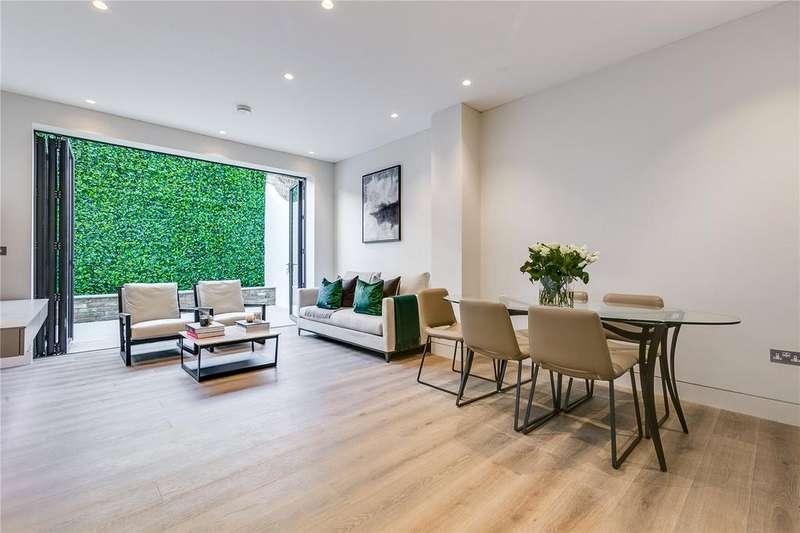 3 Bedrooms Flat for sale in Hugh Street, Pimlico