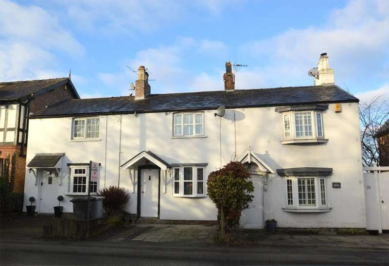 2 Bedrooms Terraced House for sale in Mobberley Road, Knutsford