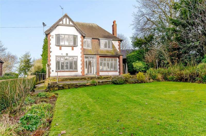 4 Bedrooms Detached House for sale in Private Road, Mapperley, Nottingham, NG3