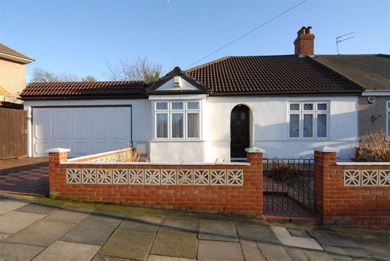 2 Bedrooms Semi Detached Bungalow for sale in Hillview Road, Chislehurst, BR7