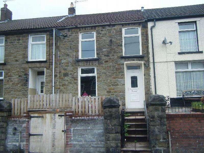 3 Bedrooms Terraced House for sale in Dumfries Street, Treherbert, Rhondda Cynon Taff. CF42 5PP