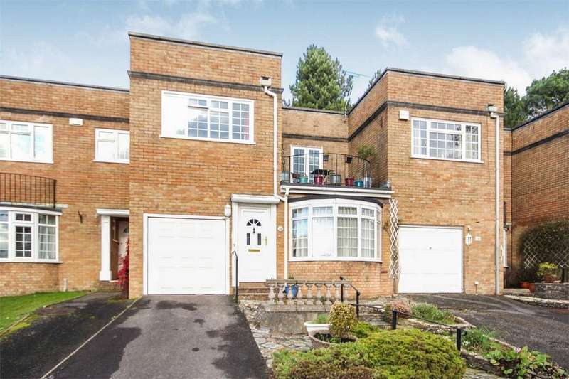 3 Bedrooms Terraced House for sale in Kensington Drive, Meyrick Park, BOURNEMOUTH, Dorset