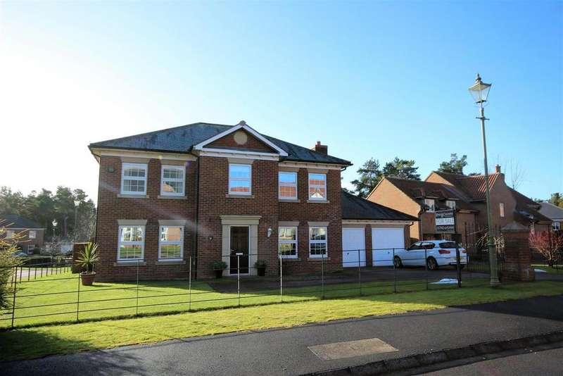 4 Bedrooms Detached House for sale in Maynard Grove, Wynyard, Billingham