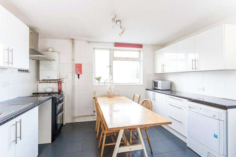 3 Bedrooms Flat for sale in Annesley Walk, Archway, N19