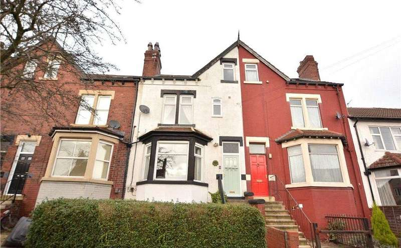 5 Bedrooms Terraced House for sale in Nunroyd Road, Leeds, West Yorkshire