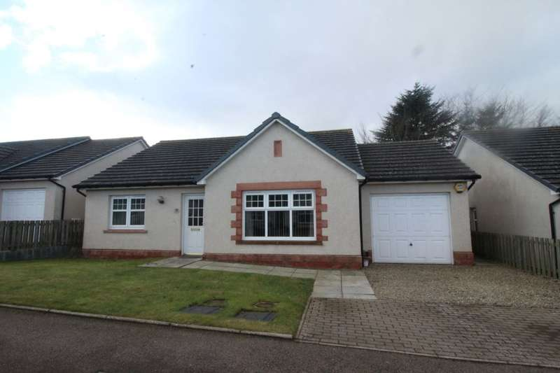 3 Bedrooms Detached Bungalow for sale in Beattie Place, Laurencekirk, AB30