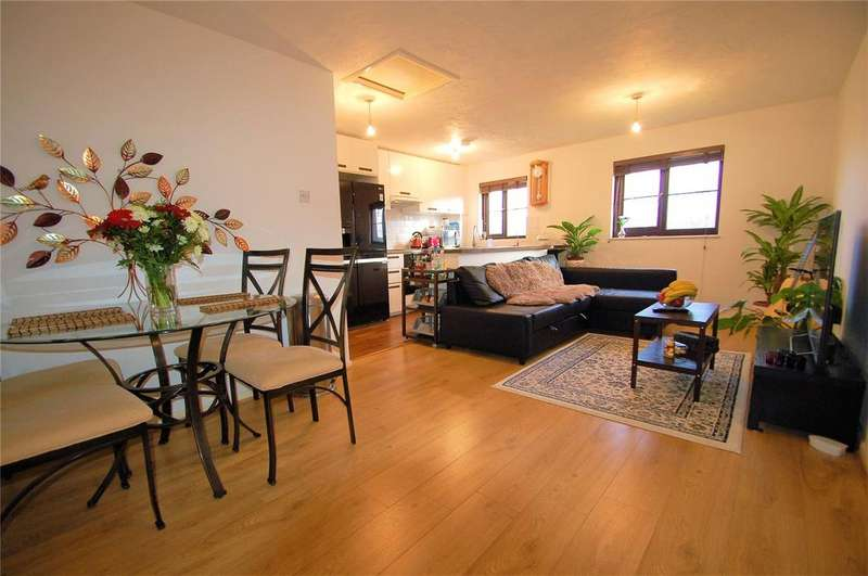1 Bedroom Maisonette Flat for sale in Conifer Way, Wembley, HA0