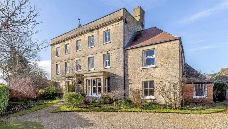 6 Bedrooms Detached House for sale in High Street, Old Kidlington, Oxfordshire