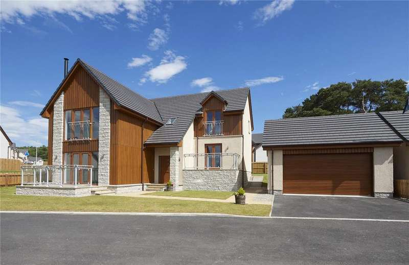 5 Bedrooms Detached House for sale in Yairs Rise, Charleston, North Kessock, Inverness