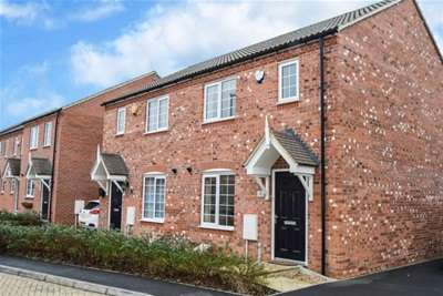 3 Bedrooms Semi Detached House for rent in The Furrows, Northampton, NN3