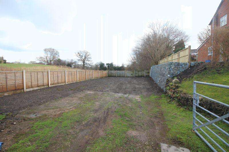 Land Commercial for sale in Building Plot at 1 Mount Houses, Chirk Bank