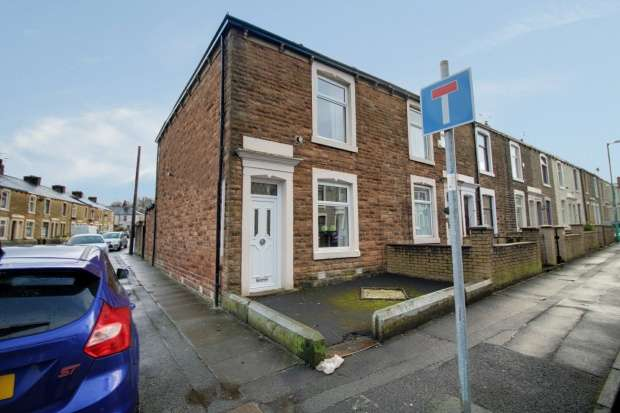 2 Bedrooms Property for sale in Jubilee Street, Accrington, Lancashire, BB5 3HE