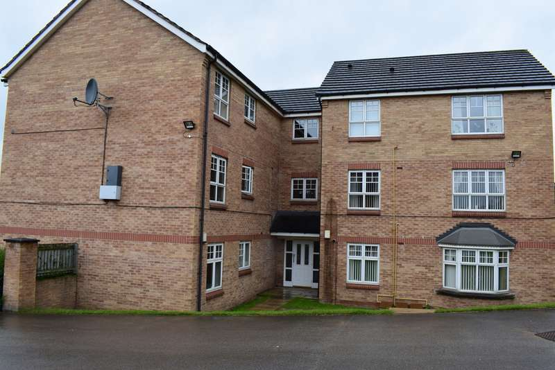 2 Bedrooms Apartment Flat for sale in Tavistock Mews, Leeds LS12