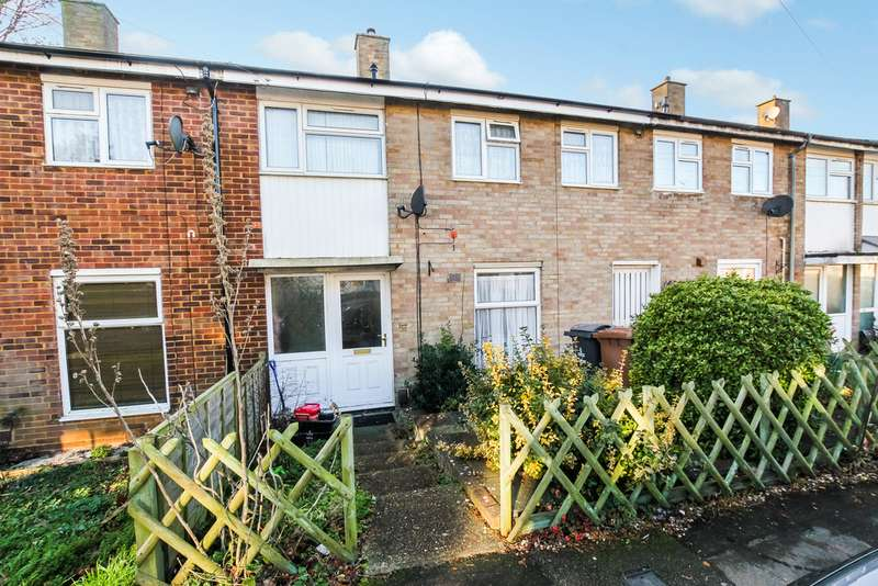 3 Bedrooms Terraced House for sale in Fallowfield, Stevenage SG2