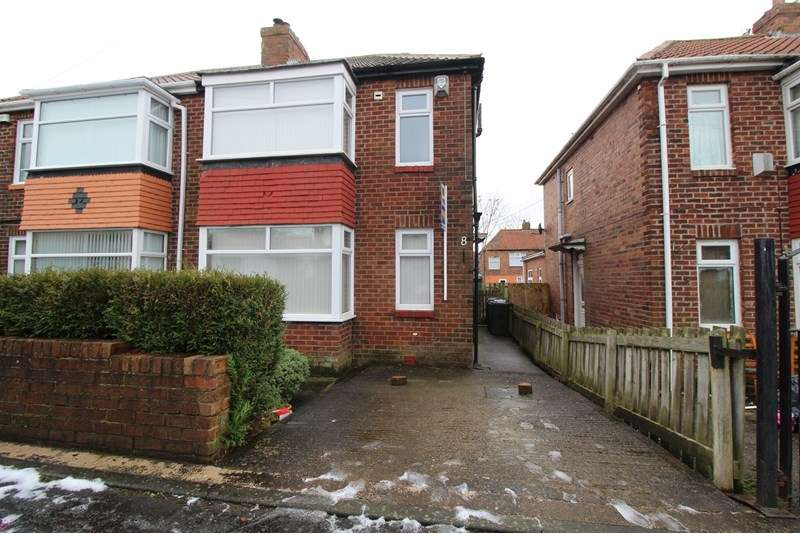 2 Bedrooms Property for sale in Embleton Gardens, North Fenham, Newcastle upon Tyne, Tyne and Wear, NE5 3LX