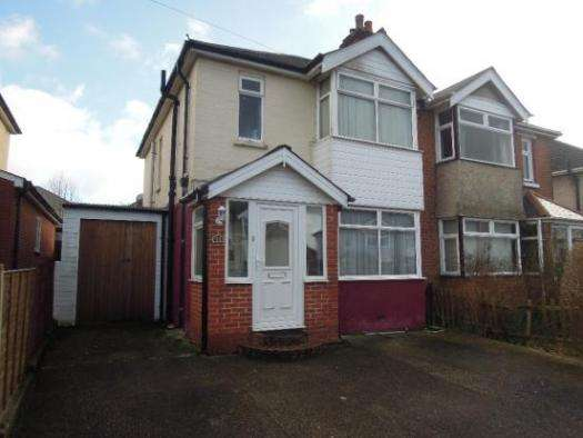 3 Bedrooms Property for sale in Prince of Wales Avenue, Regents Park, SO15 4LR