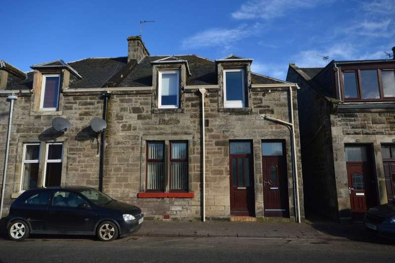 2 Bedrooms Flat for rent in Rumblingwell, Dunfermline, KY12