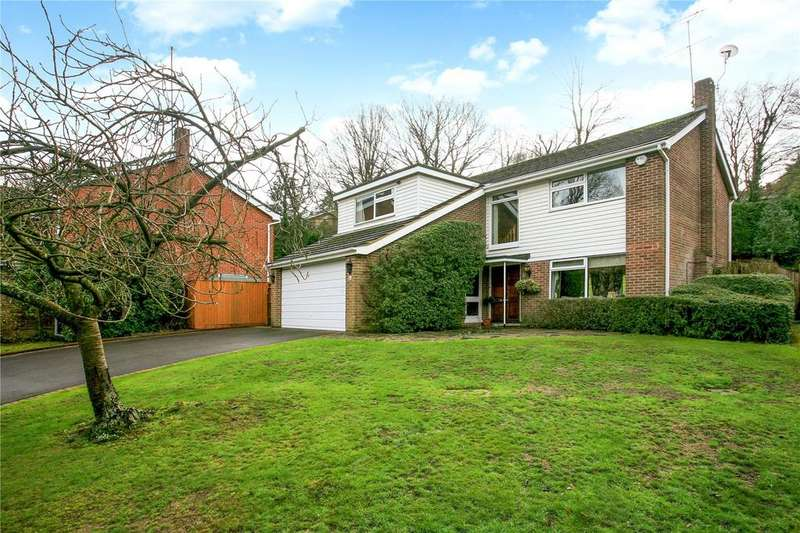 4 Bedrooms Detached House for sale in Hemwood Road, Windsor, Berkshire, SL4