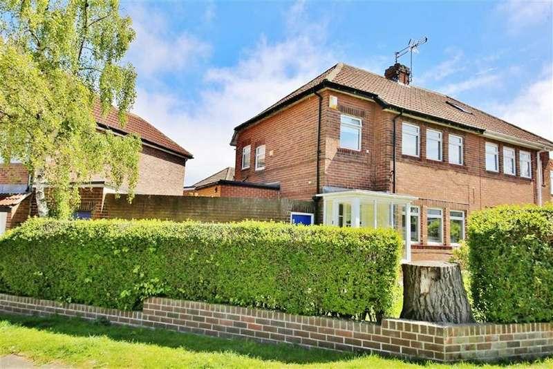 3 Bedrooms Semi Detached House for sale in Greystoke Avenue, Ashbrooke, Sunderland, SR2
