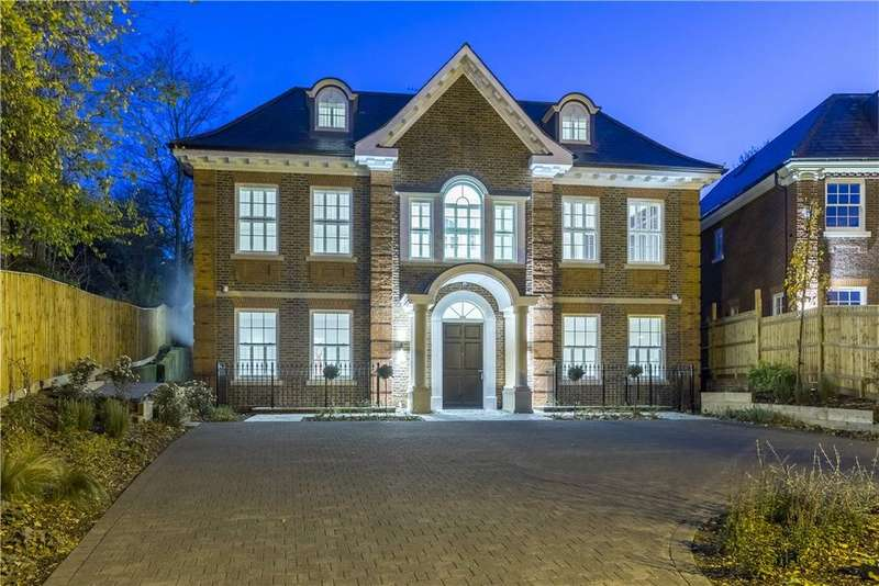7 Bedrooms Detached House for sale in Deepdale, Wimbledon Village, London, SW19