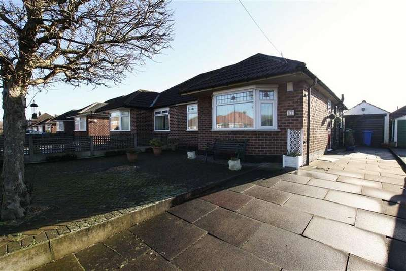 2 Bedrooms Semi Detached Bungalow for sale in Buckfast Road, Sale