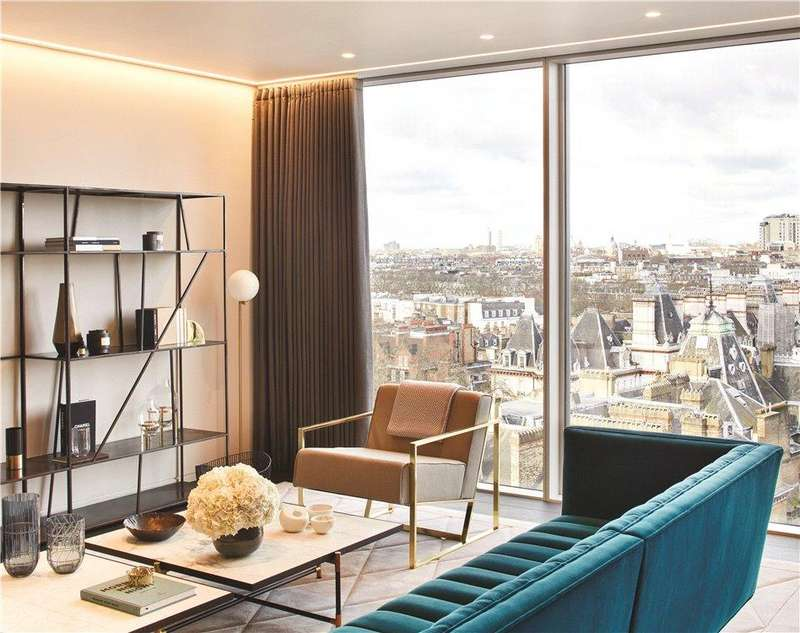 3 Bedrooms Flat for sale in Buckingham Palace Road, Victoria, London, SW1E