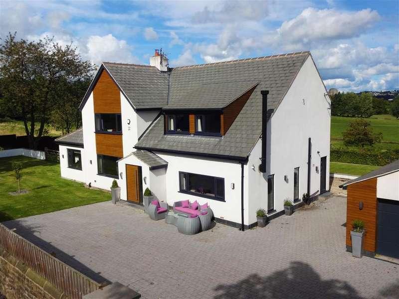 4 Bedrooms Detached House for sale in The Rein, Priesthorpe Road, Calverley