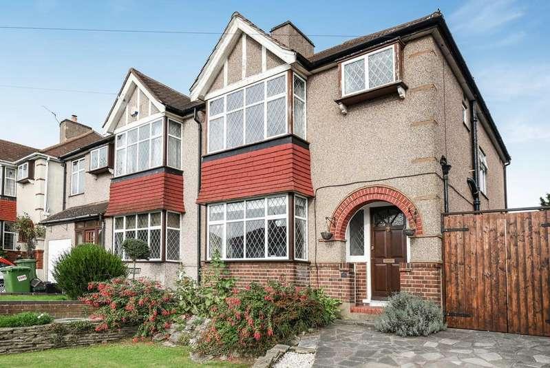 3 Bedrooms Semi Detached House for sale in Alers Road Bexleyheath DA6