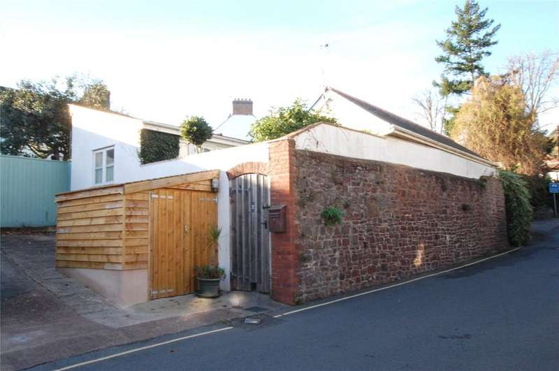 2 Bedrooms Bungalow for sale in Parks Lane, Minehead, Somerset, TA24