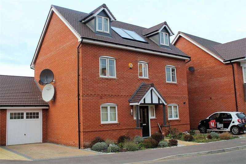 5 Bedrooms Detached House for rent in Boxall Way, Slough, Berkshire