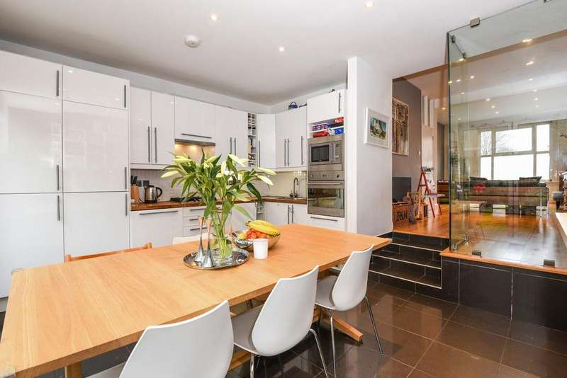 3 Bedrooms Terraced House for sale in Playford Road, Stroud Green