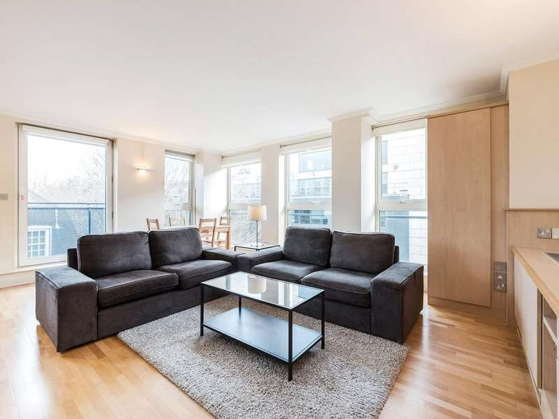 3 Bedrooms Apartment Flat for rent in High Holborn, Holborn, WC1V