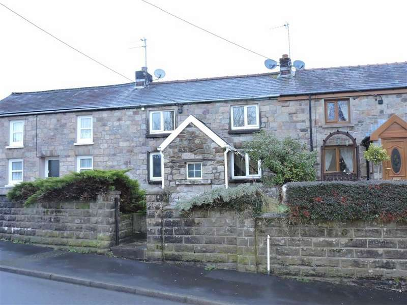 2 Bedrooms Cottage House for sale in Tirycoed Road, Glanamman