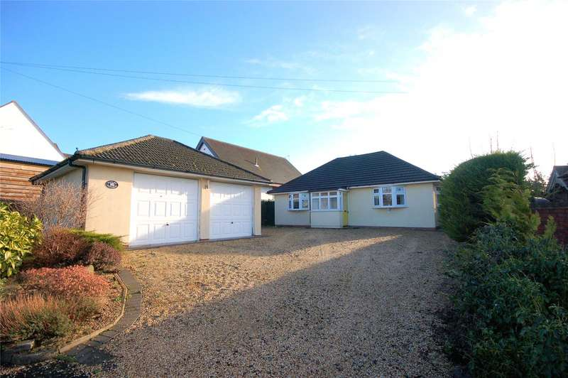 2 Bedrooms Detached Bungalow for sale in Gailey Cottage, Bakehouse Lane, Chelmarsh, Bridgnorth, Shropshire, WV16