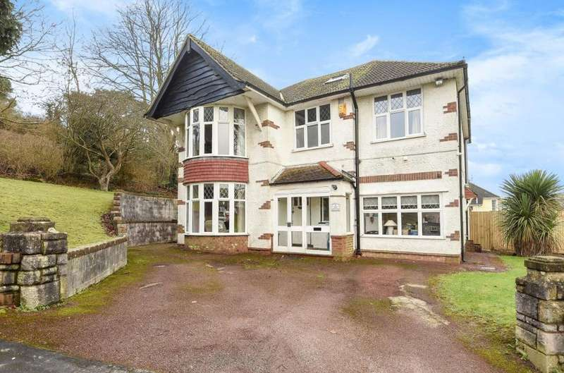 4 Bedrooms Detached House for sale in The Deeside Brighton East Sussex BN1