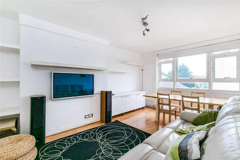 3 Bedrooms Flat for sale in Heron House, Searles Close, London