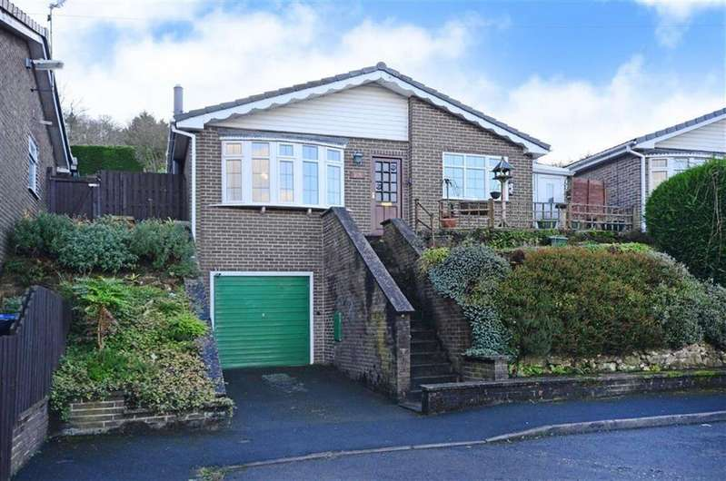 2 Bedrooms Bungalow for sale in 32, Castle View Drive, Cromford, Matlock, Derbyshire, DE4