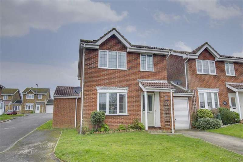 4 Bedrooms Detached House for sale in Bridle Way, Telscombe Cliffs, Peacehaven
